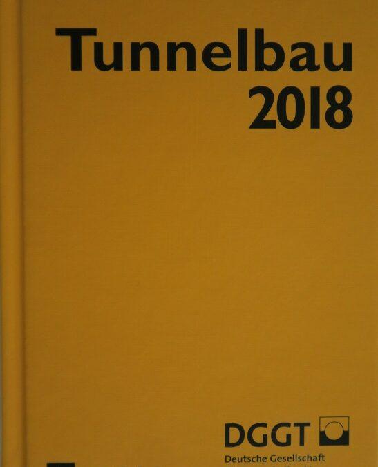 Projekte Tunnel Eching und Etterschlag im Zuge der A96 im Taschenbuch Tunnelbau 2018