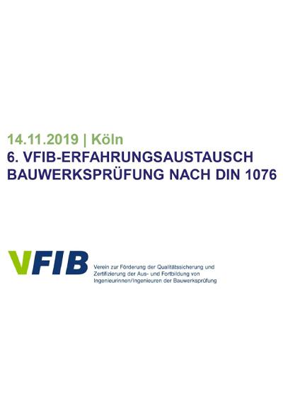 VFIB-Erfahrungsaustausch in Köln